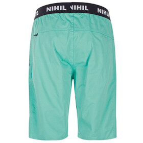 Nihil M's Wave Shorts Green Wave